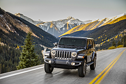 2018 Jeep Wrangler: Tackles Rugged and Refined Roads